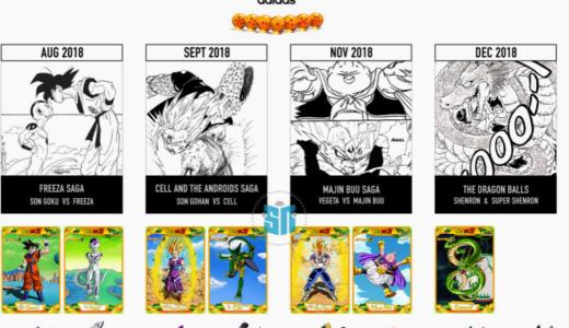 The Complete adidas x Dragon Ball Z Collection〜アディダスがドラゴンボールとコラボするらしい〜