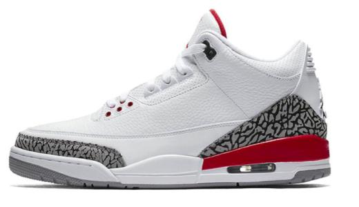 【ナイキ】Air Jordan 3 Retroのハリケーン、カトリーナ復興支援のバッシュが出ている。