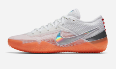 "【Nike】 Kobe AD NXT 360 ""Infrared""が発売されました。踵の赤い赤外線マークが特徴的。"