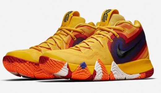 【NIKE】KYRIE 4 EP(ナイキ カイリー 4 EP)のUNCLE DREWモデルが登場、映画公開は2018年11月9日。