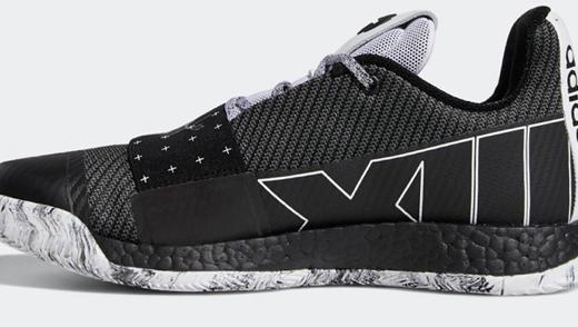 【adidas】Harden Vol.3(ハーデン ヴォリューム3)のブラックやホワイトが登場。