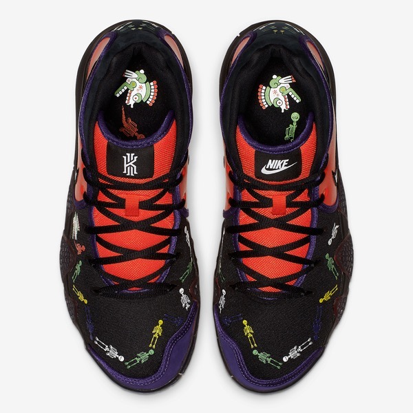 Nike kyrie 4 day of the dead CI0278 800 3