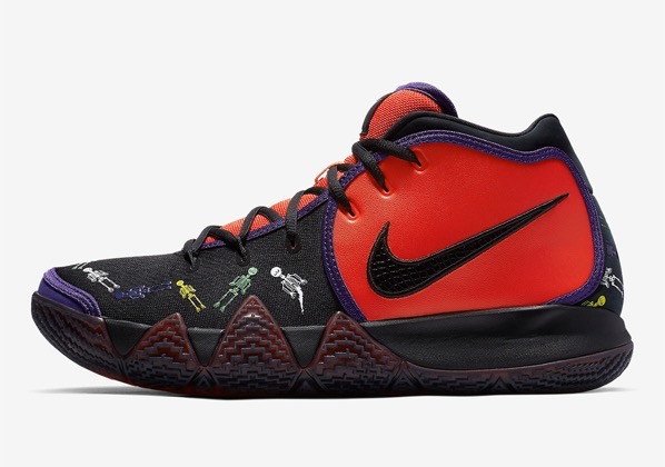 Nike kyrie 4 day of the dead CI0278 800 4
