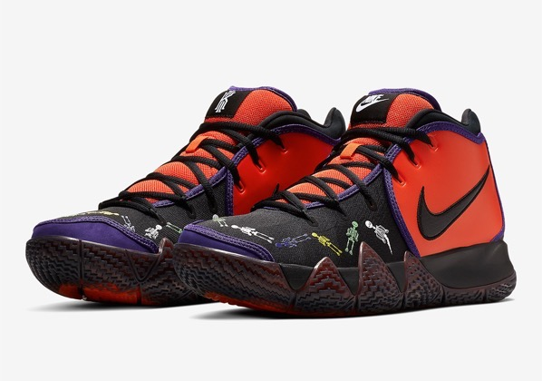 Nike kyrie 4 day of the dead CI0278 800 6