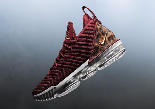 Nike lebron 16 king AO2595 601 release date 1
