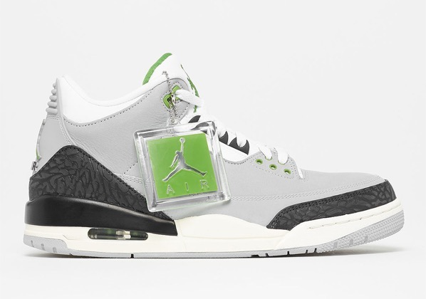 Air jordan 3 chlorophyll where to buy 1