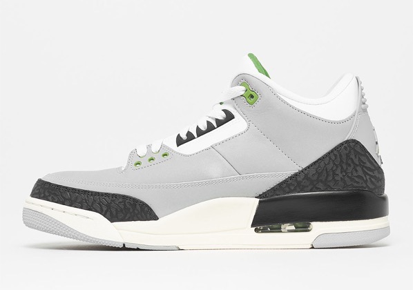 Air jordan 3 chlorophyll where to buy 2