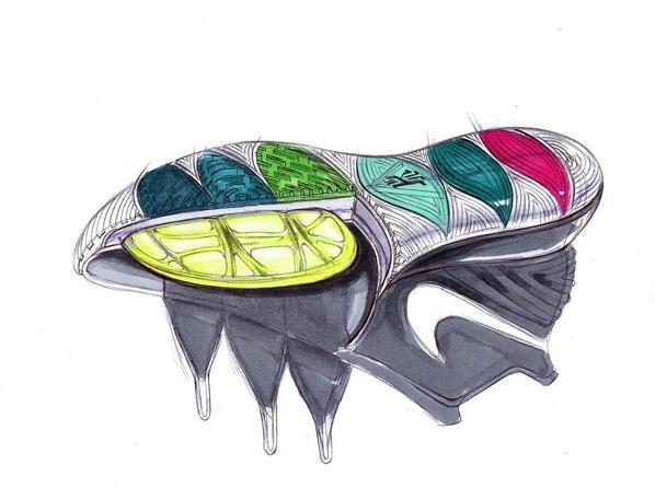 Nike kyrie 5 sketches ben nethongkome 10