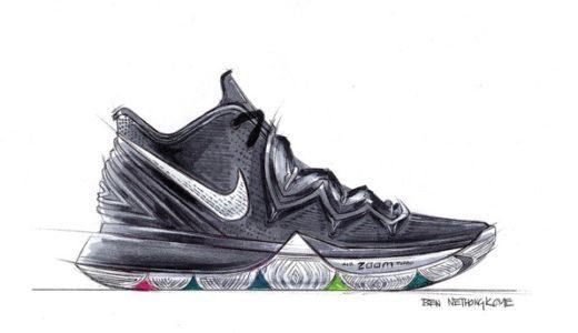 【Nike】Kyrie 5(カイリー5)がリリースされるので特徴を調べてみました。新しいテクノロジーが詰まっていました。