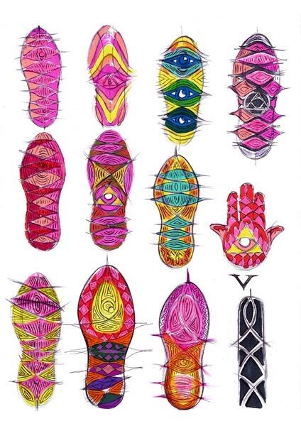Nike kyrie 5 sketches ben nethongkome 9