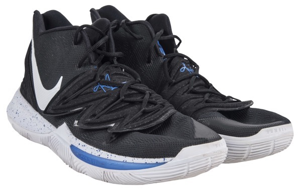Zion williamson nike auction 1