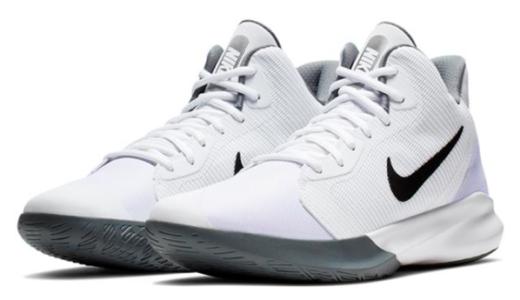 Nike Precision 3のレビューまとめ。70ドルと安価なのに評価がなかなか高いバッシュです。