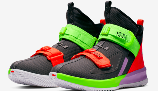 【Nike】 Lebron Soldier 13を履いた人たちのレビューまとめ。トラクションやサポート性がかなり高評価でした。