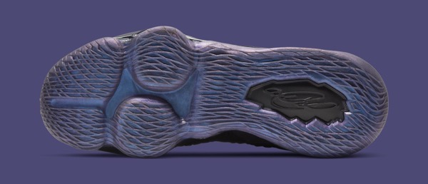 Nike lebron 17 vii currency bq3177 001 outsole
