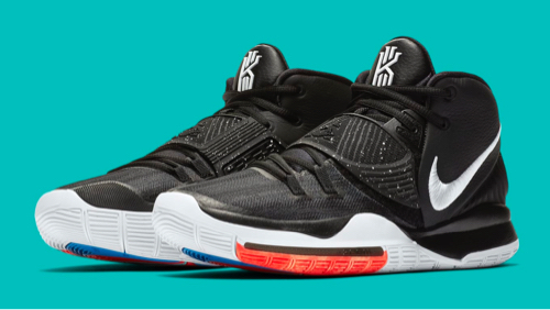 【Nike】kyrie6の発売日は11月22日との噂。
