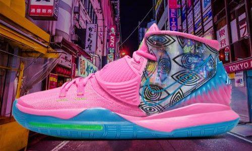 Nike Kyrie6 pre-heat 東京モデルが登場。発売日、特徴まとめ
