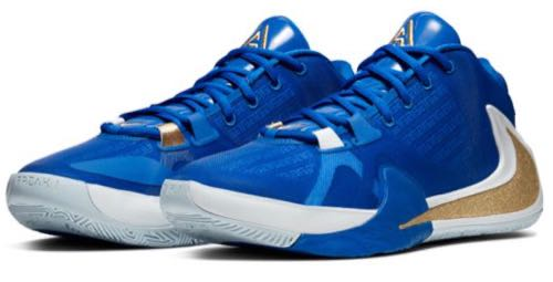 【Nike】ZOOM FREAK 1にギリシャカラーが登場。