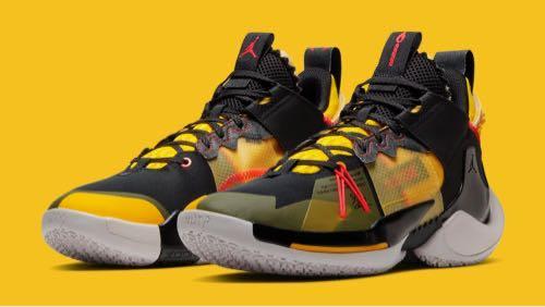 【Nike】Jordan why not0.2にウエストブルックの誕生日を祝したカラーウエイで登場。