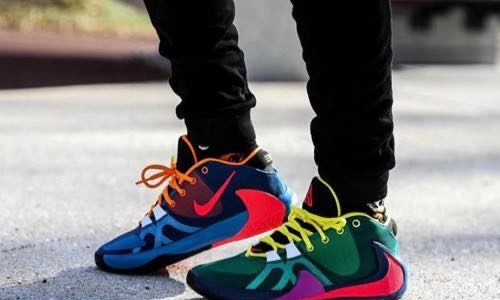 Nike Zoom Freak1にまたニューカラーの情報。WHAT THEのような色彩。