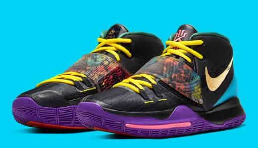 "Nike Kyrie(カイリー)6 ""Chinese New Year""が20201月1日海外発売予定。詳細情報"