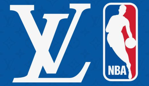 「ルイ・ヴィトン」がNBAと提携したみたい。詳細情報