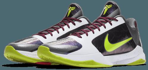 【Nike】Kobe 5 Protroを履いた人達のレビュー、特徴まとめ。spec等詳細情報