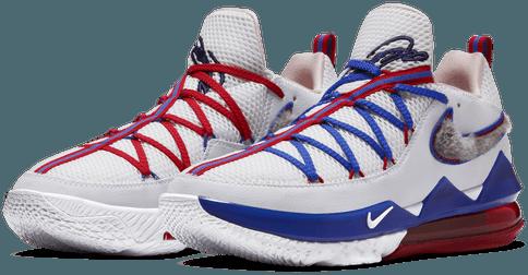 Nike Lebron (レブロン) 17 Lowを履いたプレイヤーのレビューまとめ。特徴、spec等詳細情報