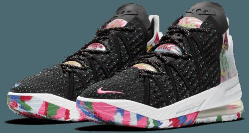 Nike Lebron18を履いた人達のレビューまとめ,特徴,SPEC等