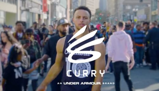 ステフィン・カリーが自身の「カリー・ブランド」を設立。CURRY8は12月上旬発売予定。