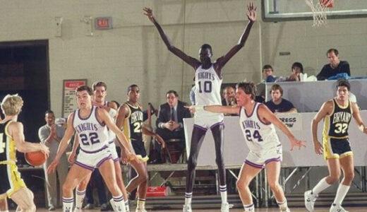 NBA史上最も背が高い選手TOP10!!