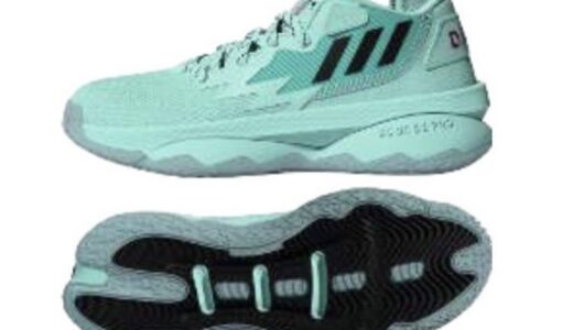 Adidas DAME8の画像がリーク!!特徴を解説します。