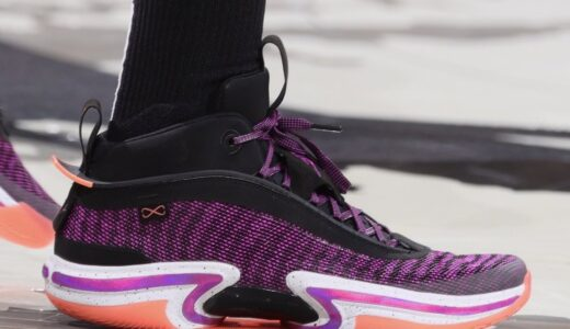 新作Air Jordan36が登場!!特徴をまとめました。