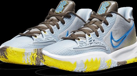 Nike Kyrie Low4を履いた人たちの感想、レビューまとめ。specや特徴をまとめました。前作との比較も少し。